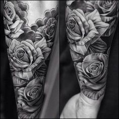 Black Grey Rose Tattoos Rose Tattoos Black And Grey Black And Grey inside measurements 1024 X 969 Black Grey Rose Sleeve Tattoo - If you're considering Black And Grey Rose Tattoo, Black And Grey Tattoos For Men, Rose Tattoos For Men, Trendy Tattoos, Black Roses, Half Sleeve Tattoos For Guys, Flower Tattoo Sleeve Men, Forearm Tattoo Men, Leg Tattoos