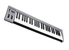 The Masterkey 49 USB MIDI controller keyboard opens the gate to computer music creation Computer Music, Midi Keyboard, Digital Piano, Acorn, Musical Instruments, Usb, Gadgets, Musicals, Music Instruments