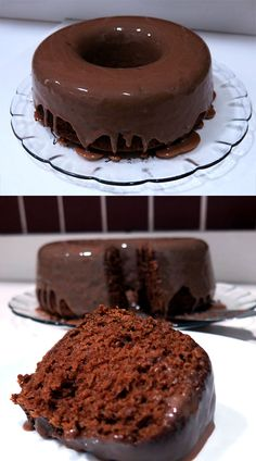 cake of chocolate Yummy Treats, Delicious Desserts, Sweet Treats, Yummy Food, Sweet Recipes, Cake Recipes, Dessert Recipes, Chocolate Desserts, Bolo Chocolate