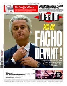 Libération - Mardi 14 Mars 2017 - N° 11138