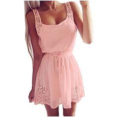 Partiss Women's Scoop Neck Hollow Out Dress, Medium, Pink Partiss http://www.amazon.com/dp/B00WWTSM9S/ref=cm_sw_r_pi_dp_iFbvvb0M4K4J4