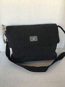 Lucky Brand Messenger Crossbody Bag Gray Designer Fashion Hip Trendy   eBay