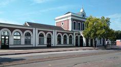 Functie Winschoter station in ere hersteld