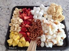 8 things that are great dipped in chocolate – fondue party ideas