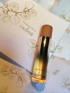 PARFUM DIVIN de CAUDALIE, the new fragrance by Caudalie