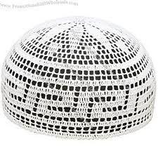 Resultado de imagem para crochet kufi hat pattern
