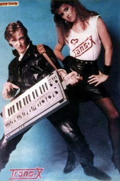 Trans-X, started by Canadian musician Pascal Languirand, is a Canadian 1980s synth band formed in Montreal, Quebec.