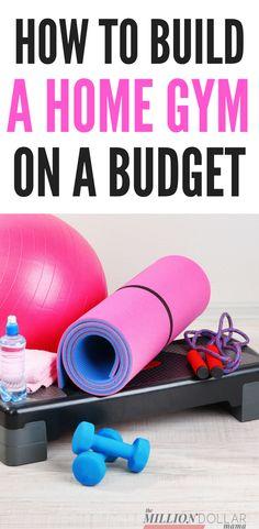 Budget Home Gym | Home Gym Exercise Equipment | Home Gym Equipment to Get