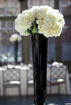 51 best black glass vases images on pinterest black glass diy black vase mightylinksfo