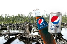 Pepsi's slogan Live for Nowperfectly reflects how the company treats the planet – without the slightest regard for tomorrow. But we have the power to change that. Tell PepsiCo to get deforestation out of its snack foods!