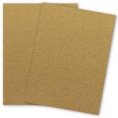 Stardream Metallic - 8.5X11 Paper - ANTIQUE GOLD - 81lb Text (120gsm) - 25 PK
