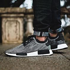 #SADP : @adidas #NMD Primeknit #CoreBlack by @makephoto Use the hashtags #SADP and #SneakersAddict for a feature! #👟💊 #Primeknit #adidasNMD #kicksonfire #instagramanet #sneakerfreaker