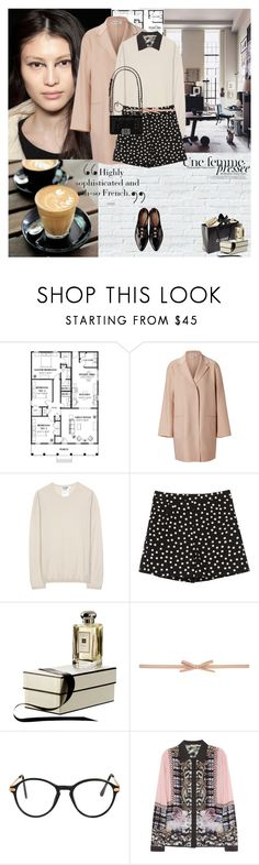 """""""."""" by lais-cm ❤ liked on Polyvore featuring Keurig, Altuzarra, Jil Sander, Chloé, Dolce&Gabbana, Chanel, Jo Malone, Prada, American Apparel and Emma Cook"""