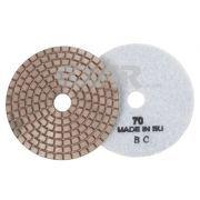 Design especial removem risco superficiais e fazem o polimentos de pisos em pedras ornamentais, especialmente em mármores e granitos.  www.colar.com