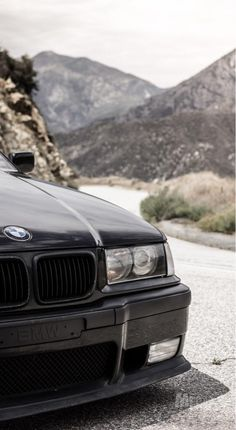 Wallpaper with nice BMW E36