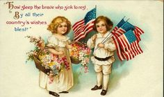 A collection of vintage of July images. Some are from vintage advertisements, old postcards, and cigarette cards. All are USA patriotic. Vintage Cards, Vintage Postcards, Vintage Images, Holiday Postcards, Vintage Labels, Vintage Ephemera, 4th Of July Images, Fourth Of July, Patriotic Posters