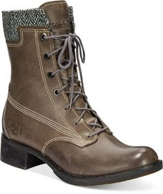 Timberland Women's Whittemore Lace-up Boots