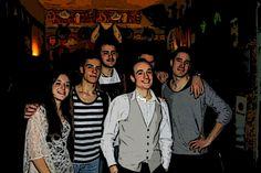 Me and the band in Stonehenge Pub - Sant'antonio in Mercadello - Novi di Modena (italy)