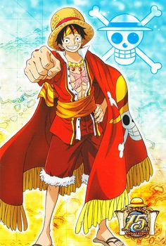 Who doesn't like Luffy in One Piece? Tap for more One Piece Wallpapers for iPhone & Android! One Piece Ace, One Piece New World, One Piece Chapter, One Piece Luffy, Manga Anime, Anime One, Monkey D Luffy, Mugiwara No Luffy, One Piece Wallpaper Iphone
