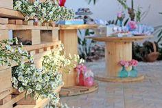 Pastel Garden themed birthday party via Kara's Party Ideas KarasPartyIdeas.com Cake, decor, favors, supplies, cupcakes, and MORE! #gardenparty #karaspartyideas (3)