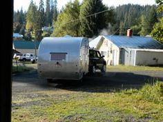 Girl Camping: Practice Tips For Backing Up Your Trailer