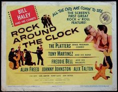 Directed by Fred F. Sears.  With Bill Haley and the Comets, The Platters, Ernie Freeman Combo, Tony Martinez and His Band. Orchestra manager Steve Hollis realizes that big-band music is dead. People want something new, but what? On their way to New York, Steve and his companion Corny, stop at a motel in a small place called Strawberry Springs. It's Saturday evening, and a huge number of young people are going to the Town Hall to listen to a local band called Bill Haley and His Comets, pla...
