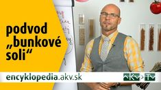 """Podvod """"bunkové soli"""" Science, Youtube, Mens Tops, Youtubers, Youtube Movies"""