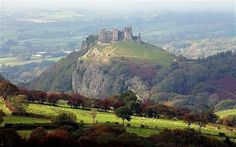 Brecon Beacons, Wales: readers' tips, recommendations and travel advice Carreg Cennen Castle, in the rugged uplands in the west of the Brecon Beacons National Park Visit .uk for holidays in Wales Welsh Castles, Castles In Wales, English Castles, Wales Uk, South Wales, Swansea, Cardiff, Carreg Cennen Castle, Between Two Worlds