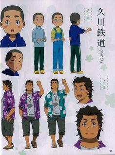 /Hisakawa Tetsudou/#1685424 - Zerochan | Ano Hana | A-1 Pictures