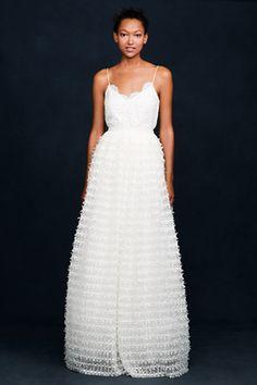 Vestido de novia diferente <3