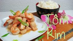 ... shrimp hands forward tôm rim vietnamese caramelized shrimp with