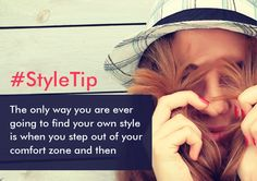 Here's an interesting #StyleTip.  Ready to try on something new?