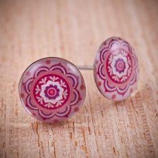 Mandala - Růžová