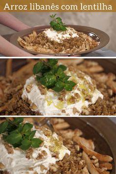 Com tiras de frango e coalhada, esse prato único vale por uma refeição completa!