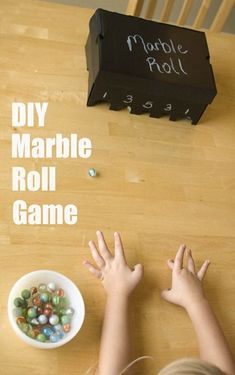 DIY gyerekjátékok