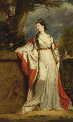 Sir Joshua Reynolds - Elizabeth Gunning, Duchess of Hamilton and Argyll - Google Art Project.jpg