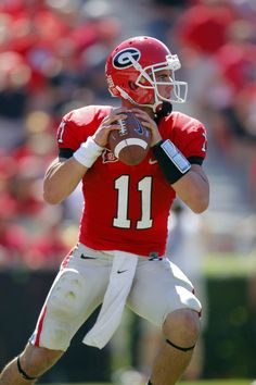 2nd best QB in college football history!! Passed Peyton Manning's record! Future Hall of Famer.