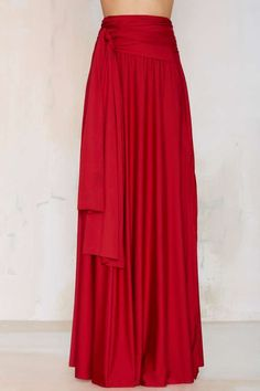 Lioness Wildfire Maxi Skirt - Skirts