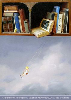 Knihy & surrealismus... Book Art & Surreal