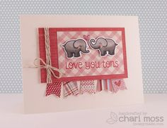 LoveYouTons by Lawn Fawn Design Team, via Flickr