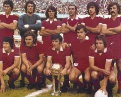 Club Atlético Independiente de Avellaneda, Campeón de la Copa Intercontinental 1973, al derrotar a la Juventus por marcador de 1 a 0