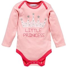 Ladybird Baby Girls Princess 4 Piece Novelty Set ($18) ❤ liked on Polyvore featuring baby clothes