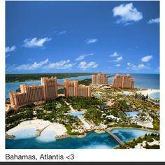 Bahamas, Atlantis...