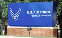 Robins Air Force Base - Wikipedia, the free encyclopedia