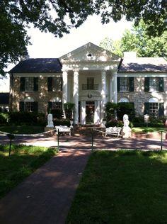 Elvis's Mansion!!!