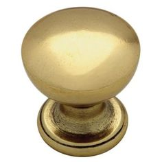 Martha Stewart Living 1 in. Goblet Cabinet Hardware Knob-P20634C-474-CP - The Home Depot