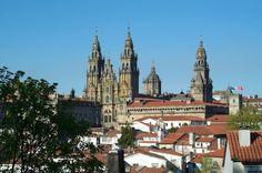 Conoce la Catedral de Santiago de Compostela