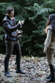 Snow and Charming - Once Upon A Time
