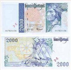 2.000 escudos ,1995