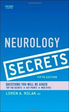Neurology Secrets 5th Edition PDF
